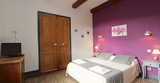 Guestroom Romantique